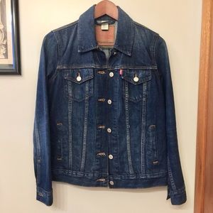 Levi's Denim Jean Jacket, Small